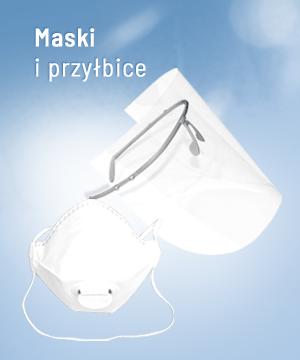 Maski iprzyłbice